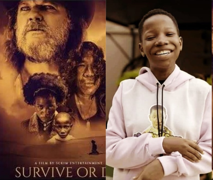 Nigerian 9-year-old Youtube comedian Emmanuella Samuel, popularly known as Emanuella has been featured in an Australian movie titled 'Survive or Die.'